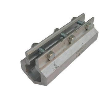 Crawford shaft coupler for hexagonal shaft
